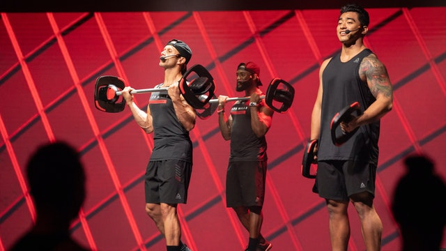 BODYPUMP #111 Arms