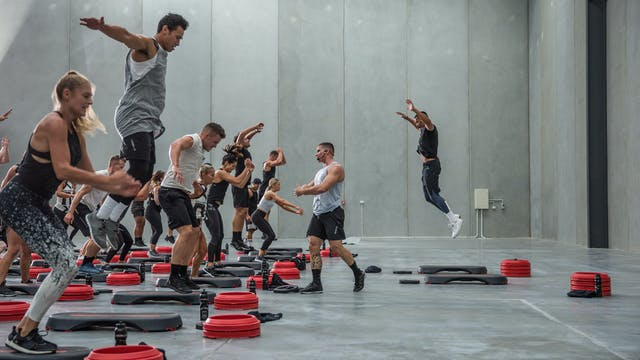 LES MILLS GRIT #21B Athletic Plyo Focus