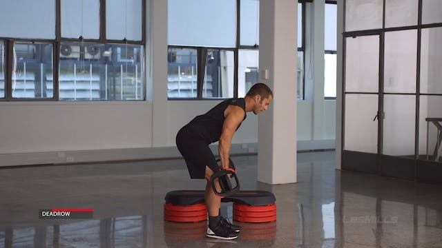 BODYPUMP TUTORIAL: Beginner