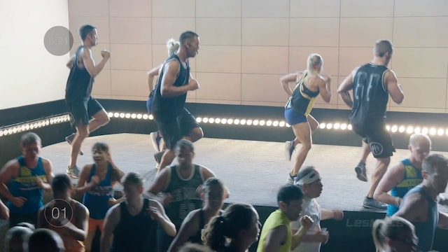 BODYATTACK #97 Power & Agility