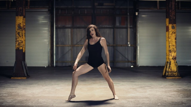LEARN THE MOVES: Ballet Lunge