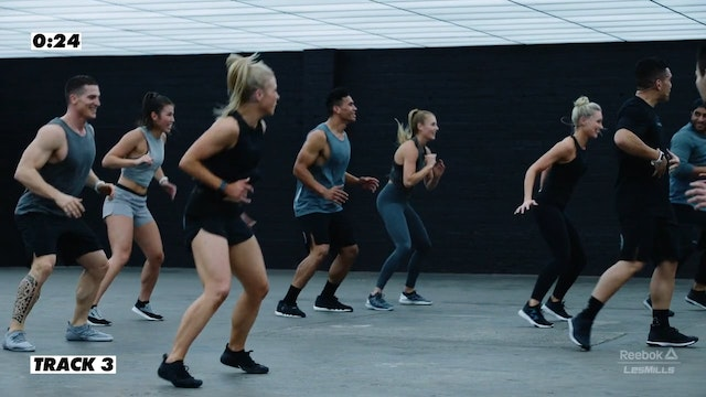 LES MILLS GRIT Work Out Like Nina