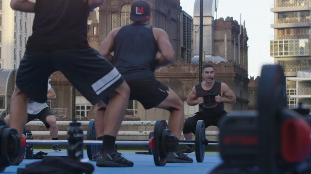 WHAT IS LES MILLS GRIT?