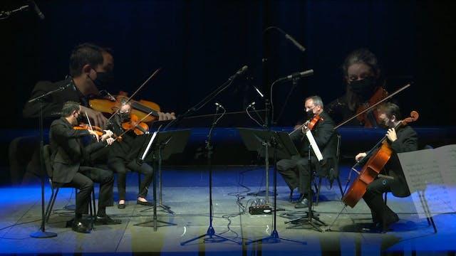 "Ensemble Video: String Quartet No. 10,  ""Harp"" by Ludwig van Beethoven"