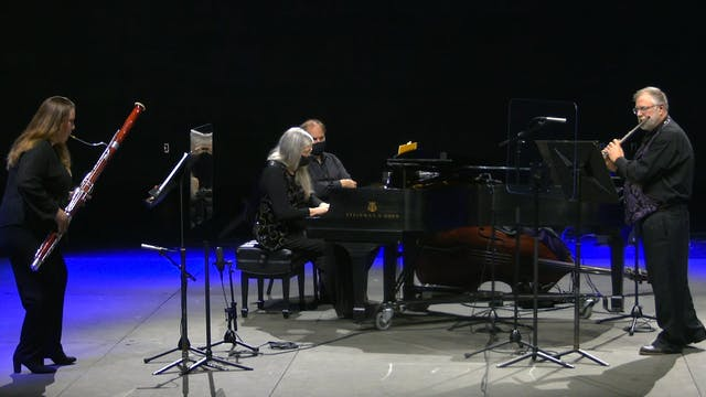 Ensemble Video: Jazz selections for Trio : Corea and Bolling