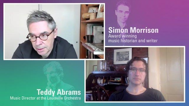 Interview: Simon Morrison and Teddy Abrams on Igor Stravinsky