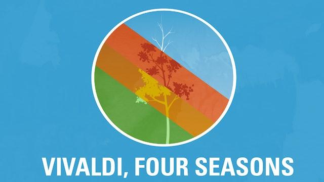 The Four Seasons Sonnets by Antonio Vivaldi