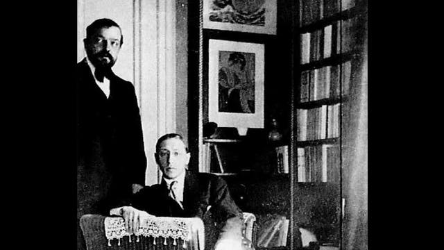 Teddy Talks Stravinsky