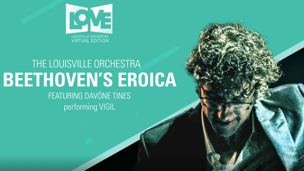 A Concert For Healing : VIGIL and Beethoven's 3rd