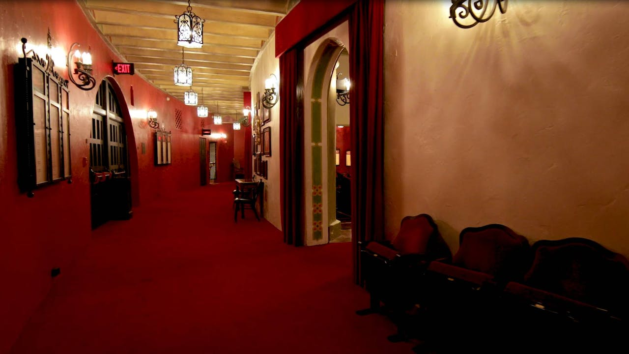 Lobero Theatre Virtual Tour