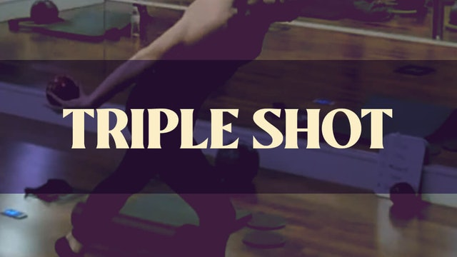 Triple Shot with Katie - LIVE November 29, 2020