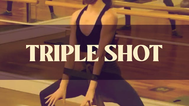 Triple Shot with Katie G. - LIVE Marc...