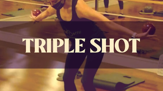 Triple Shot with Katie - LIVE December 8, 2020