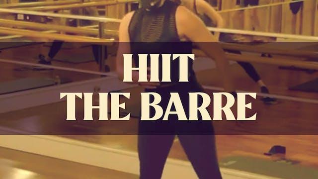 HIIT The Barre with Kyla - LIVE Febru...