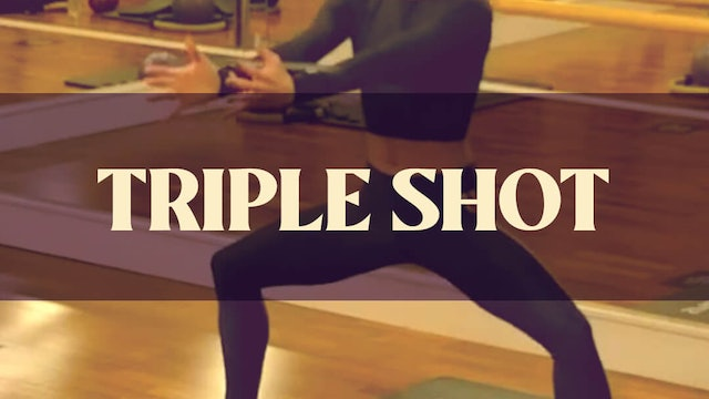 Triple Shot with Katie G. - LIVE January 28, 2021