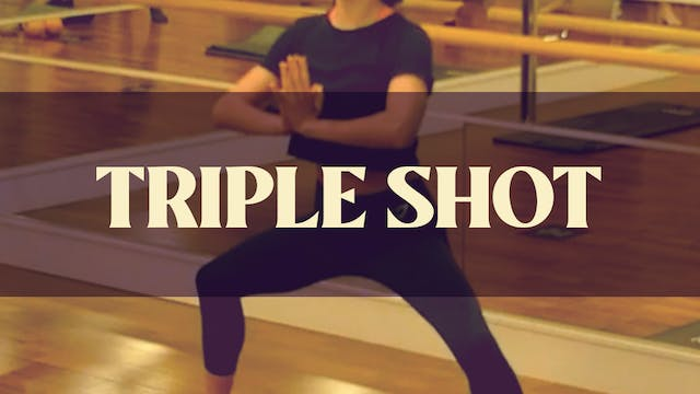 Triple Shot with Katie G. - LIVE July...
