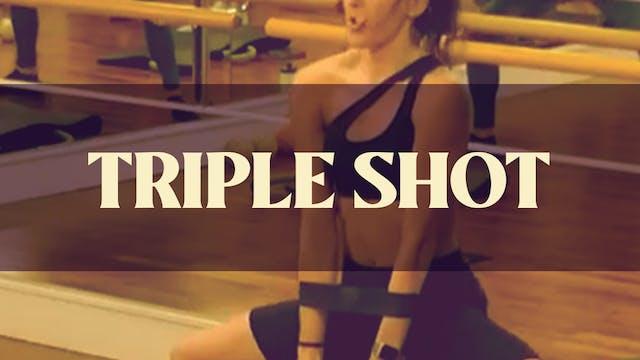 Triple Shot with Katie G. - LIVE Augu...