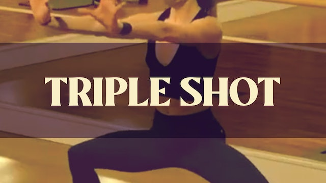 Triple Shot with Katie G. - LIVE May 20