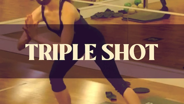 Triple Shot with Katie G. - LIVE March 25, 2021