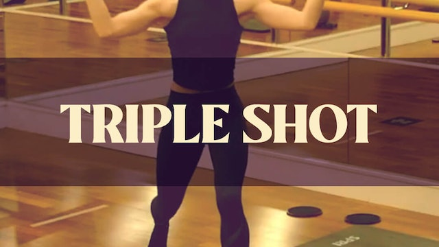 Triple Shot with Katie G. - LIVE May 6, 2021