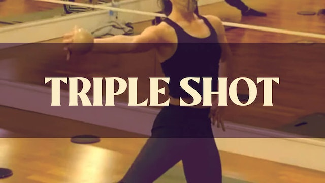 Triple Shot with Katie G. - LIVE April 15, 2021