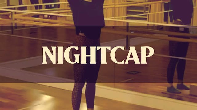 Nightcap with Kyla - LIVE on January 3
