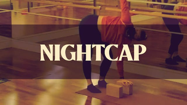 Nightcap with Kyla - LIVE December 20...