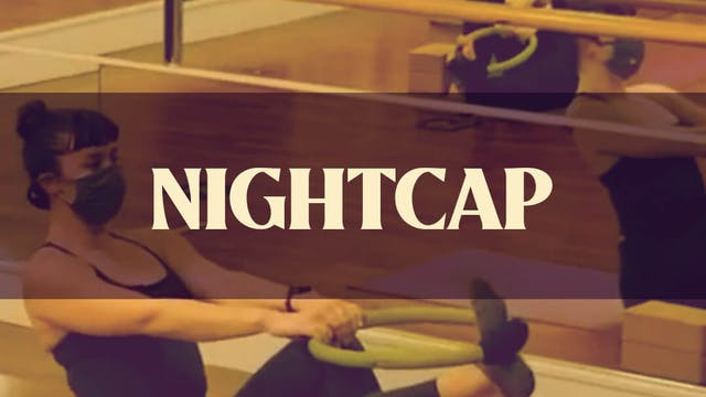 Nightcap with Kyla - LIVE March 23, 2021