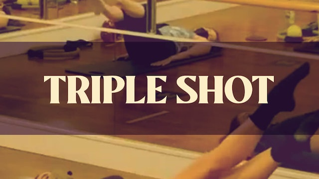 Triple Shot with Katie G. - LIVE February 11, 2021