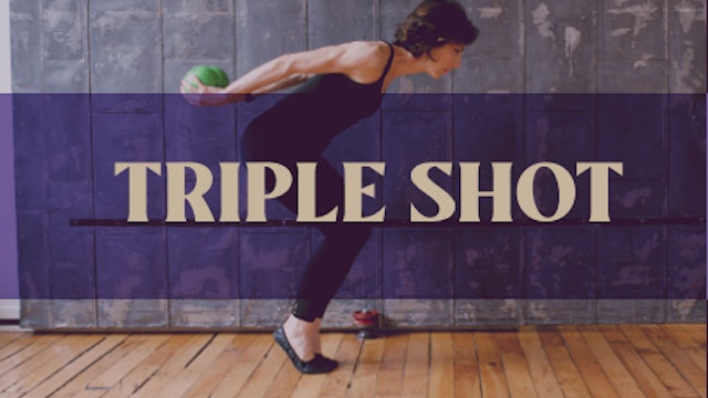 Triple Shot with Katie G. - LIVE February 4, 2021