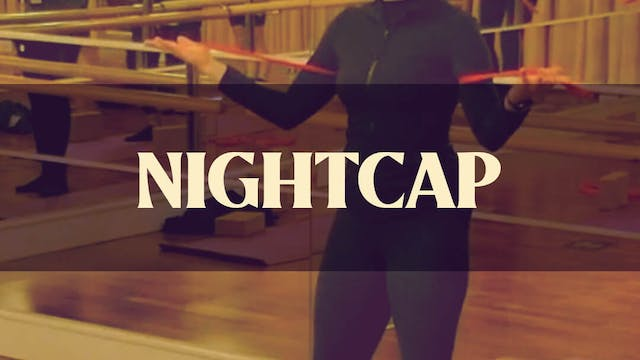 Nightcap with Kyla - LIVE February 23...