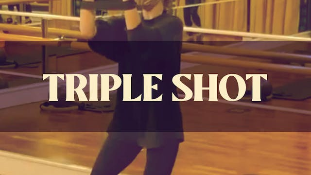 Triple Shot with Katie G. - LIVE on J...