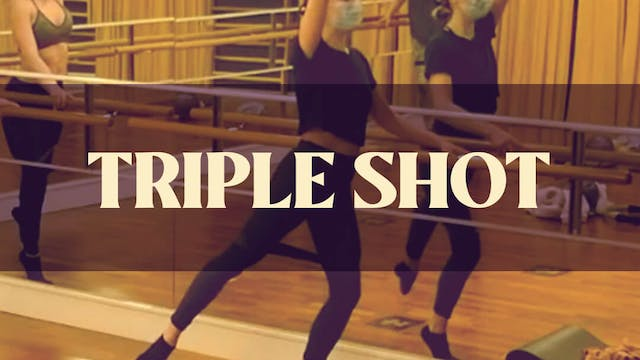 Triple Shot with Manon - LIVE Decembe...