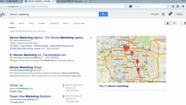 Local SEO Marketing Overview