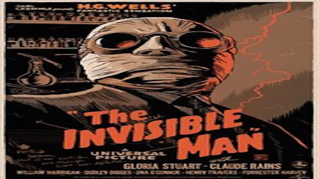 The Invisable Man