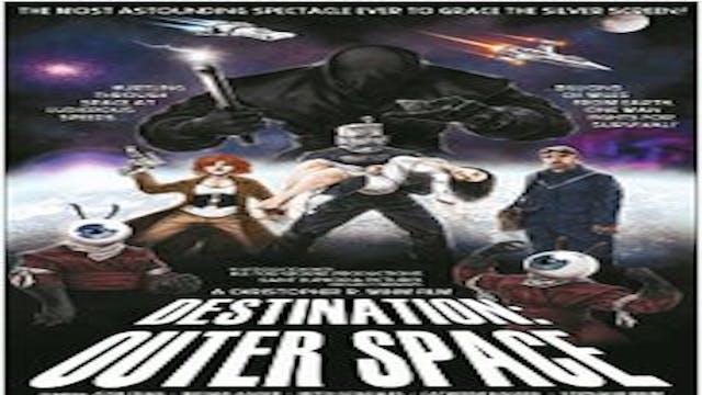 Destination Outer space