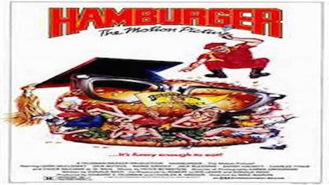 Hamburger: The Motion Picture