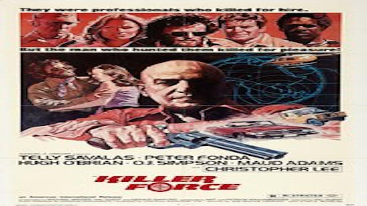 Killer Force a.k.a. The Diamond Mercenaries