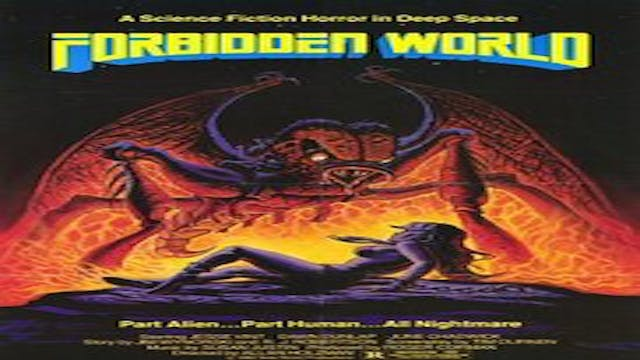 Mutant a.k.a. Forbidden World