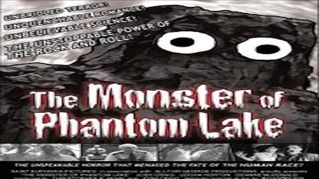 The Monster of Phantom Lake