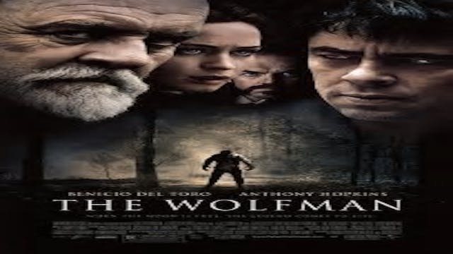 THE WOLFMAN(UNRATED)