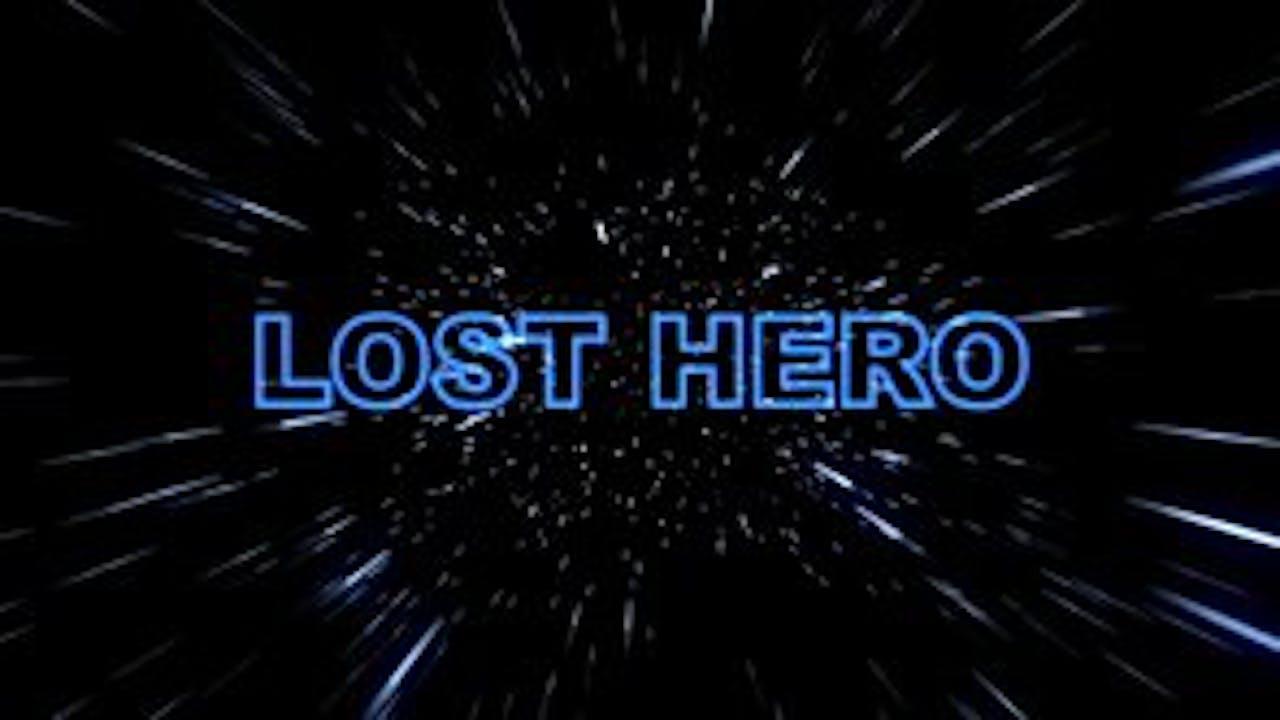Lost Hero - Super Hero Package