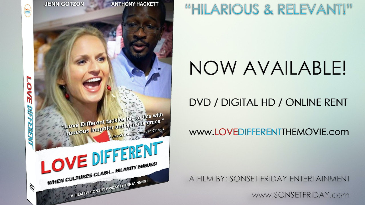 Love Different // FULL MOVIE + Behind the scene, Outtakes and Deleted Scenes