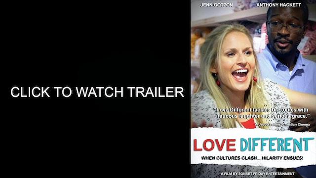 LOVE DIFFERENT  //  Digital Full Movie