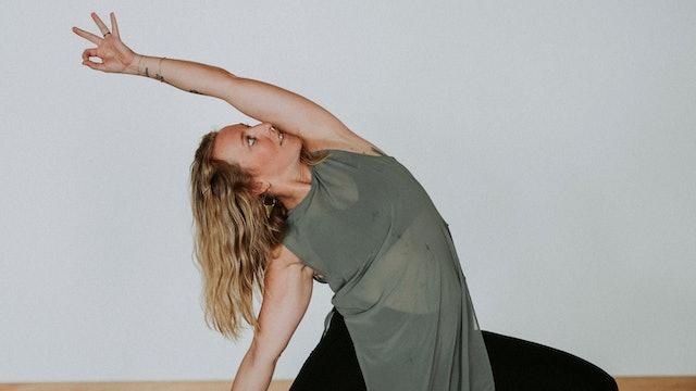 Running Toward Peace, Love, + Change | Flow with Keri