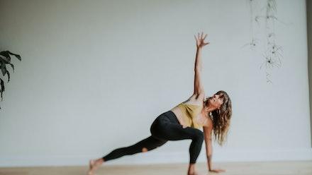 Love Hive Yoga Video