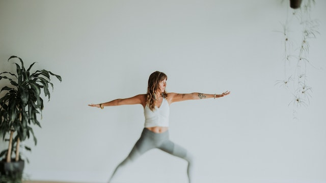 Low Energy? Lift the Vibe Without Exhausting Yourself |  Flow with Audra