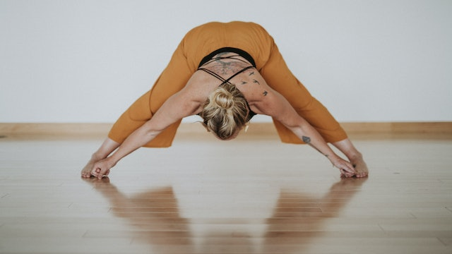 Hearts Open; Leaping into the New Year with Hanuman | Flow with Keri