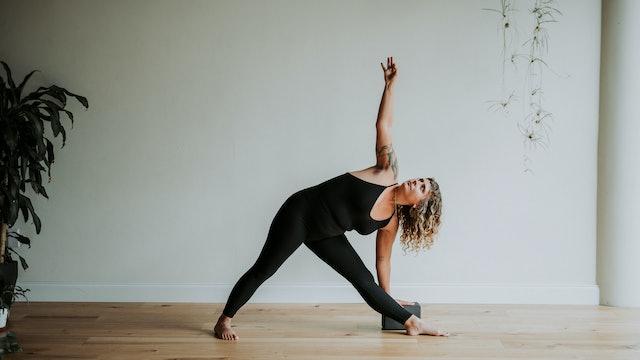 Mood Elevating Yoga Practice with Jessica