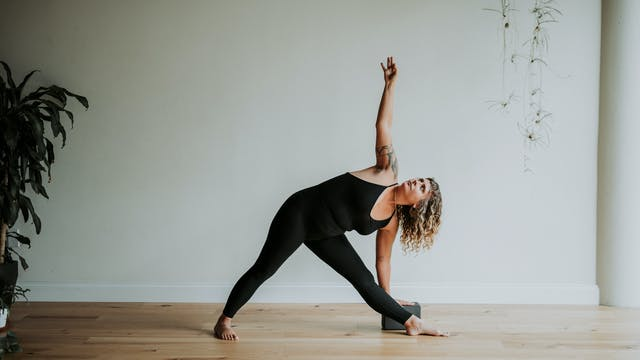 Mood Elevating Yoga Practice with Jes...